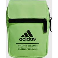 Bolsa Adidas Performance Classic Organizer Verde - Verde - Masculino - Dafiti