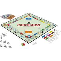 Jogo De Tabuleiro Hasbro Monopoly