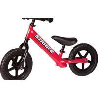 Bicicleta Strider Bike Sport Aro 12 Vermelho
