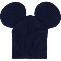 Comme Des Garçons Shirt Boys Gorro Com Orelhas De Mickey Mouse - Azul