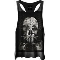 Regata Cavada Skull House