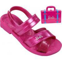 Sandália Infantil Grendene Barbie