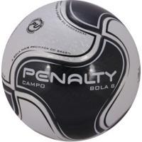 6d209a107b Bola De Futebol De Campo Penalty Bola 8 Ix - Branco Preto
