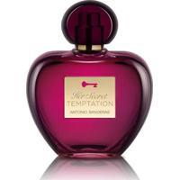 Perfume Antonio Banderas Her Secret Temptation Feminino Eau De Toilette