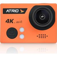 Câmera De Ação Atrio Fullsport Cam 4K, Wi-Fi, Com Bastão Retrátil - Dc185