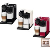 Máquina De Café Nespresso Lattissima Touch - F511