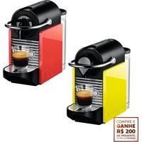 Máquina De Café Nespresso Pixie Clips - C60