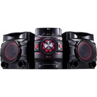 Mini System Lg, 440W Rms, Multi Bluetooth, Com Controle Remoto - Cm4460