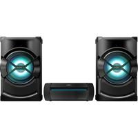 Mini System Sony, 1000W Rms, Bluetooth, Dual Usb - Shake-X3D