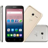 Smartphone Alcatel One Touch Pop 3 5, Dual Chip, 3G, 8Gb, 8Mp, Prata - Ot5016J