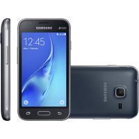 Smartphone Samsung Galaxy J1 Mini, Dual, 8Gb, 5Mp, 4G, Preto, Oi - J105B