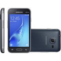 Smartphone Samsung Galaxy J1 Mini, Dual, 8Gb, 5Mp, 4G, Preto, Vivo - J105M