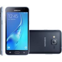 Smartphone Samsung Galaxy J3 Duos, 4G, 8Gb, 8Mp, Preto - J320M