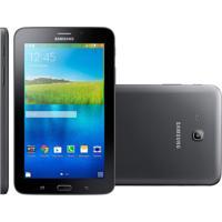 Tablet Samsung Galaxy Tab E, 7, 3G, 8Gb, Android 4.4, Wi-Fi, Preto - Sm-T116Bu