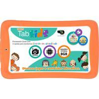Tablet Tab Kids Dl, 7, 8Gb, Branco - Tp264Blj