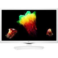 Tv Monitor Led 23,6 Lg, Hd, Hdmi, Usb, Branca - 24Mt48Df-Ws