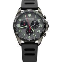 Relógio Victorinox Swiss Army Feminino Borracha Preta - 241891