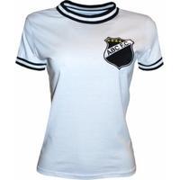 Camisa Liga Retrô Abc 1972 - Feminino
