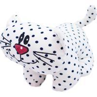 Pelúcia Minas De Presentes Gato Branco