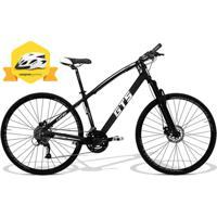Bicicleta De Corrida Gts I-Vtec Aro 29 Freio Disco Câmbio Shimano Altus 27 Marchas E Amortecedor - Unissex