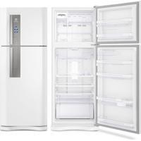 Refrigerador   Geladeira Electrolux Frost Free 2 Portas 427 Litros Branco - Df53