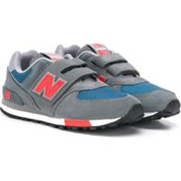 New Balance Kids 574 Core Sneakers - Cinza