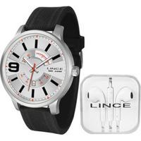 Kit Relógio Masculino Lince Mrph056S K263B2Px