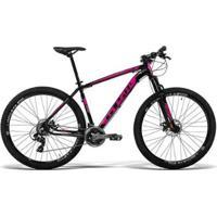 Bicicleta Gts Aro 29 Freio A Disco Câmbio Traseiro Shimano 24 Marchas E Amortecedor Ride New - Unissex