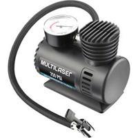 Mini Compressor De Ar Multilaser Au601 - Preto - 250 Psi