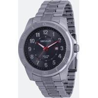 Relógio Masculino Seculus 28715G0Svna1 Analógico