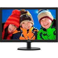 "Monitor Philips 21,5"" Led Full Hd Widescreen 223V5Lhsb2"