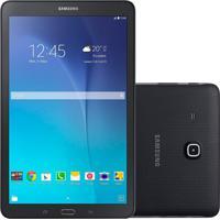 """Tablet Samsung Galaxy Tab E 9.6"""" 3G Sm-T561M Preto"""