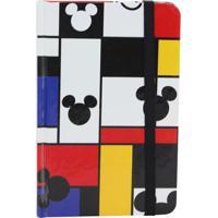 Caderno De Anotações Mickey Colors - Zona Criativa