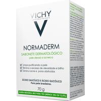 Sabonete Facial Normaderm Limpeza Profunda Vichy 70G