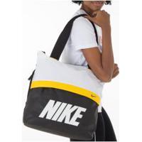 Bolsa Nike Radiate Tote Gfx - Feminina - 20 Litros - Cinza/Branco