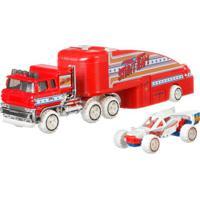 Caminhão Transportador Hot Wheels Stuntin' Semi - Mattel