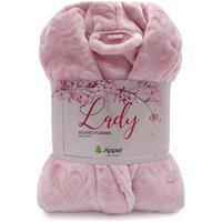 Roupão Microfibra Feminino Lady Adulto - Appel - Rosa Doce