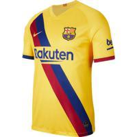 Camisa Nike Barcelona Ii Torcedor Pro 2019/2020