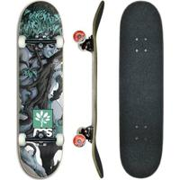 Skate Montado Profissional Progress - Pgs Nature 8.0 - Unissex