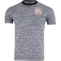 Camiseta Do Corinthians Ambrósio 19 - Masculina - Mescla