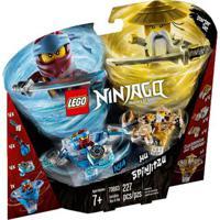 Lego Ninjago - Masters Of Spinjitzu - Nya Vs Wu - 70663