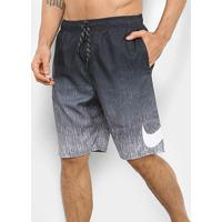 "Short Nike Swim Volley 9"" Big Logo Masculino - Masculino"