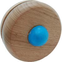 Brinquedo Ioiô Kits E Gifts De Madeira - Azul