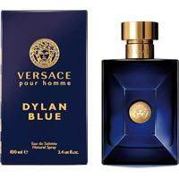 Perfume Dylan Blue Pour Homme Masculino Versace Edt 100Ml - Masculino-Incolor