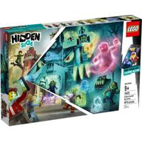 Lego Hiden Side - Escola Assombrada - 70425