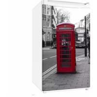 Adesivo Sunset Adesivos De Frigobar Envelopamento Porta Cabine Telefonica Londres