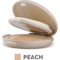 Filtro Solar Tonalizante Fps 50 Duo Cake Peach - 10 G