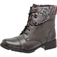 Bota Mega Boots 3014 Marrom