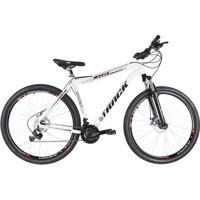 Bicicleta Track Aro 29 Tks 29 21 Marchas Suspensão Dianteira Quadro Em Alumínio Freio À Disco - Masculino