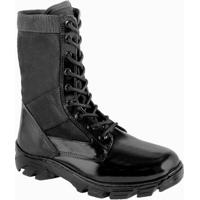 Coturno Force Militar Extra Leve. - Masculino